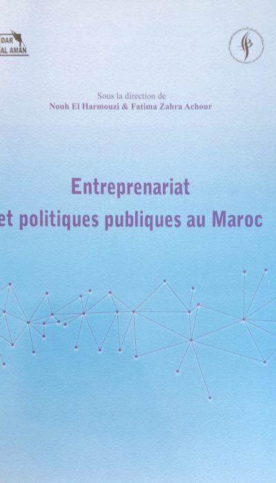 Entrepreneurship and Public Policies