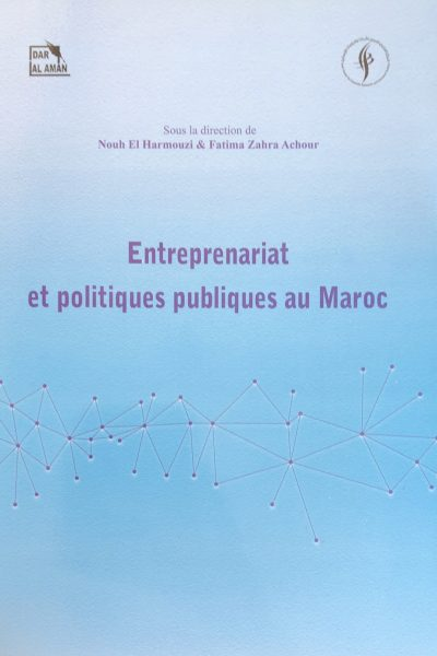 Entrepreneurship and Public Policies